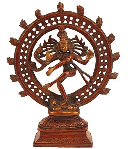 Kapasi Handicrafts From India Since 1973 Lord Shiva Shankar Dance Nataraja Decorative Statue