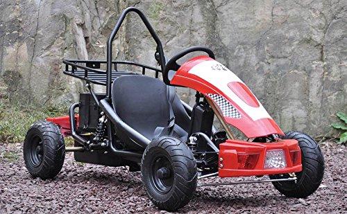RED ELECTRIC ATV for Kids - Go Kart - ATV006 - BRUSHLESS...