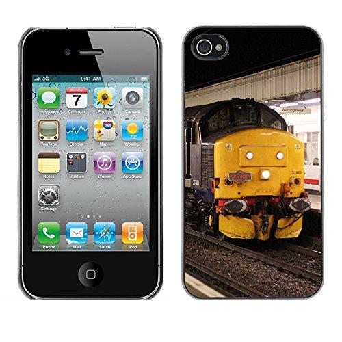 Premio Sottile Slim Cassa Custodia Case Cover Shell // F00025289 cargo Approaching // Apple iPhone 4 4S 4G