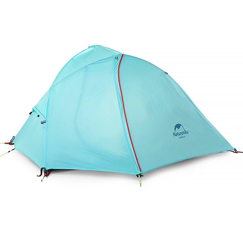 TLMY DREI Jahreszeiten Im Freien Einzelnes Doppeltes Kampierendes Kletterndes Zeltdoppeltwind Und -Regen Zelte