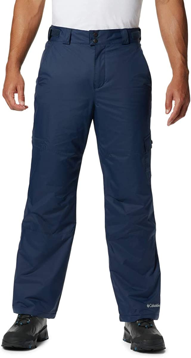 Columbia Men's Snow Gun Pant, Waterproof, Insulated