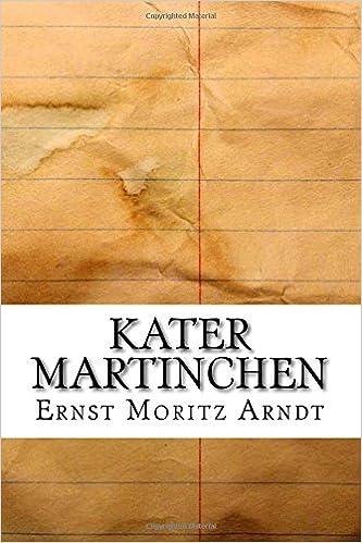 Book Kater Martinchen