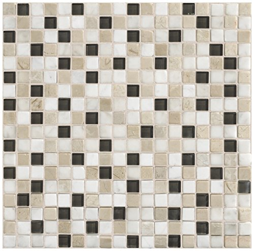 Dal-Tile 5858MS1P-SA50 Stone Radiance Tile Kinetic Khaki Blend 42433 x 8