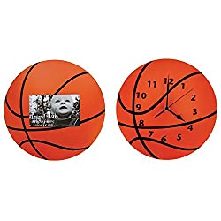 Trend Lab 2-piece Basketball Wood Decor Set