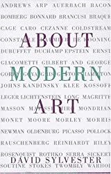 About Modern Art: Critical Essays, 1948-1996