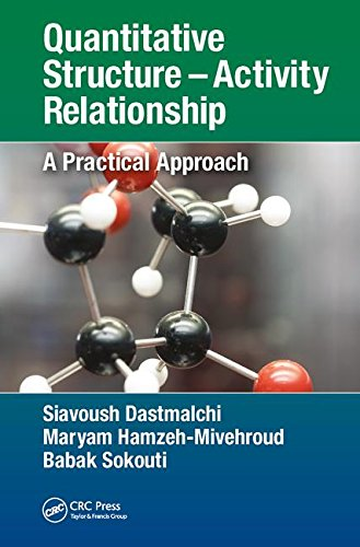 Quantitative Structure – Activity Relationship: A Practical Approach-cover