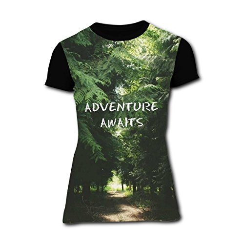 Costume For Ideas Couples Jungle (T-shirts Tee Shirt for Women Tops Costume Adventure Awaits Jungle)