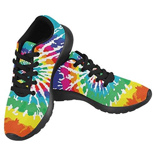 tie dye woman shoes - 4