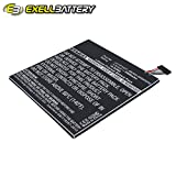 Exell Li-Polymer 3.8V Battery Fits ASUS MeMO Pad ME170C Tablets Replaces C11P1327, 0B200-00950000