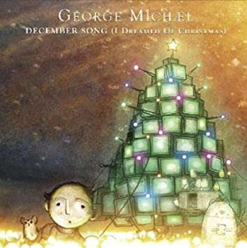 George Michael - December Song (I Dreamed Of Christmas) (Jewel case ...