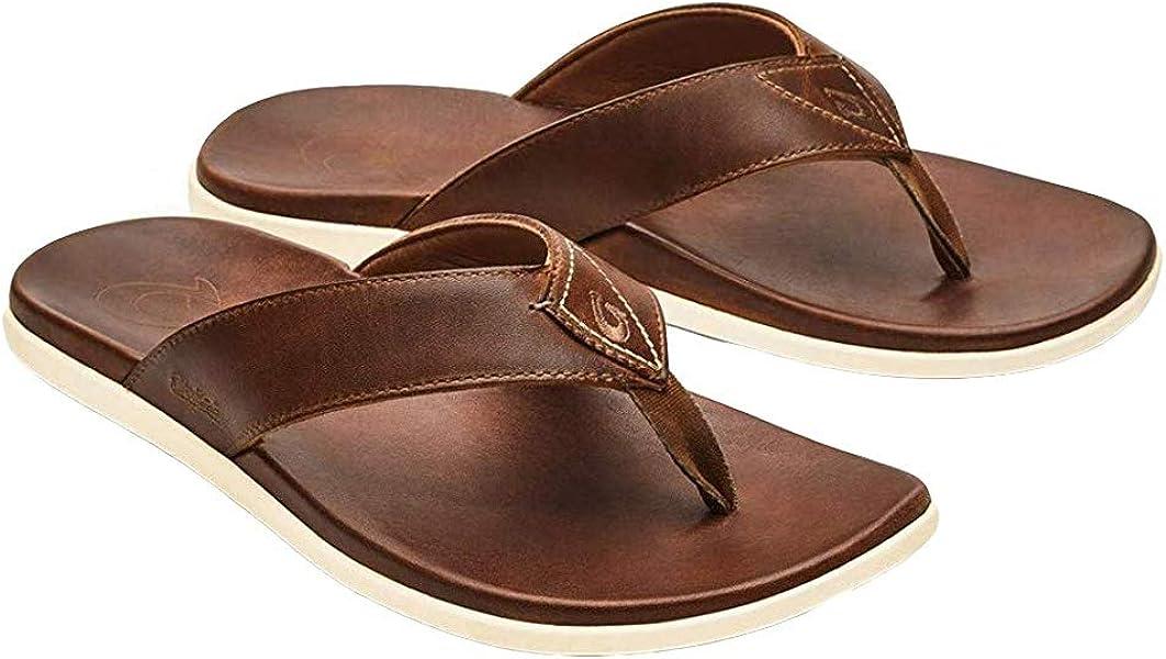 754e73d9d167 OLUKAI Men s Nalukai Sandal Fox Fox 15 D US  Amazon.co.uk  Shoes   Bags