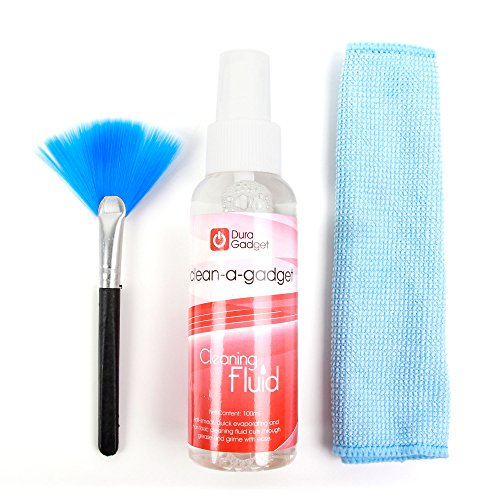 DURAGADGET Screen Cleaning Kit With Microfibre Cloth For Generic 7