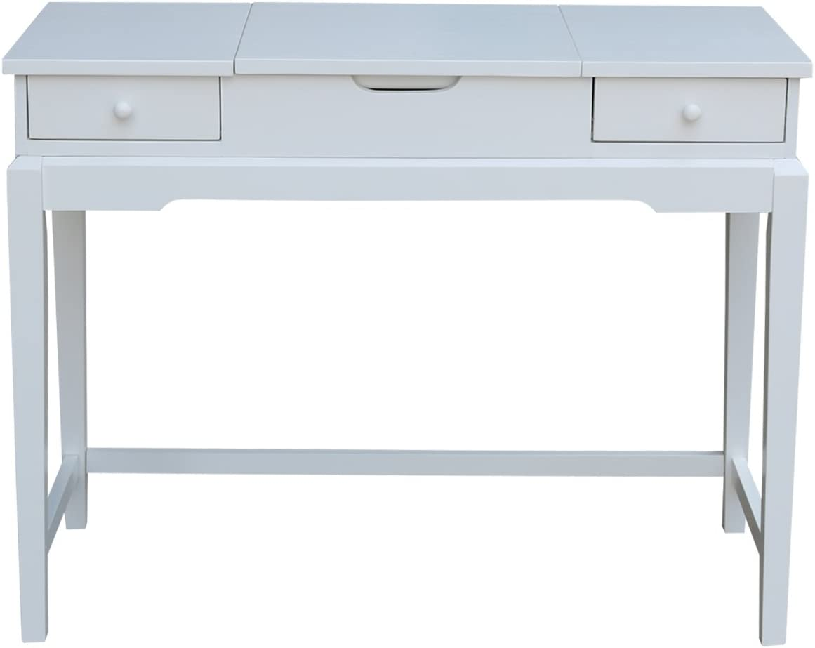 International Concepts Vanity Table, Snow White