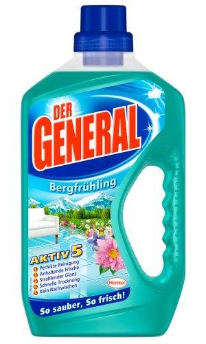 Der General, Allzweckreiniger (4 x 750 ml)