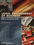 img - for Legal Environment of Business Online Commerce, Business Ethics, and Global Issues 8th Edition (9781323157954) book / textbook / text book
