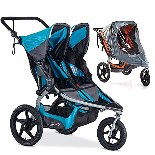 Bob Stroller Weather Cover - 2