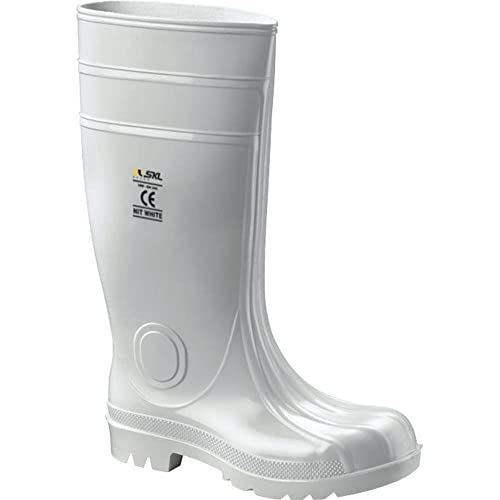 autentica di fabbrica 6f7ae b6456 Stivali antinfortunistici SKL® in mescola speciale PVC, taglia 43