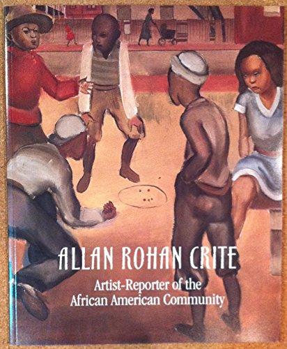 Allan Rohan Crite: Artist-Reporter of the African American Community