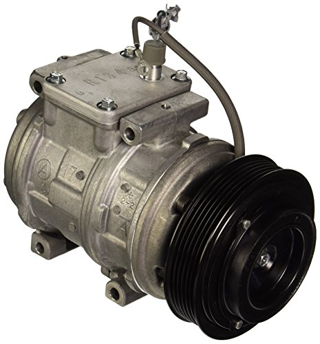Price comparison product image Denso 471-1410 New Compressor with Clutch