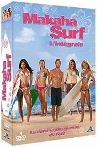Surf Girls / Beyond the Break - 4-DVD Box Set ( Makaha Surf (17 Episodes) ) [ Origen Francés, Ningun Idioma Espanol ]