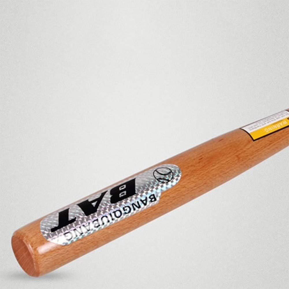 XBQD Dos Bate de béisbol de Madera autodefensa Bate de béisbol ...