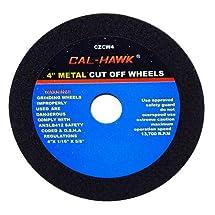 """50 Pack 4"""" Metal Cut-off Wheels"""