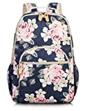 School Bookbags for Girls, Large Fashion Floral 15.6 - Best Reviews Guide