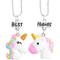 Toyvian BFF Best Friends Collares Collar de Unicornio