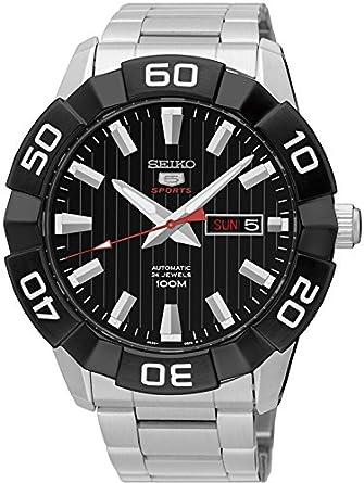 Reloj Seiko Caballero SRPA55K1 Acero