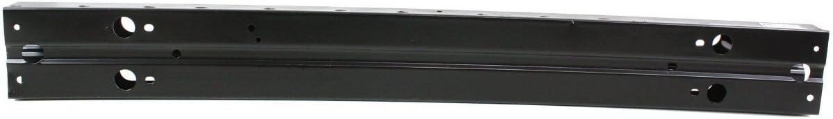 Front Bumper Reinforcement For 2002-07 Saturn Vue Steel Primed