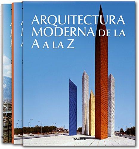 Descargar Libro Arquitectura Moderna De La A A La Z Vv.aa.