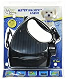 Water Walker 4-in-1 Retractable Dog Leash, Black from RefinedKind Pet Products