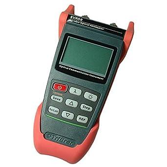 Tribrer EVA50-60 - Detector óptico digital (fibra óptica, 60 dB)