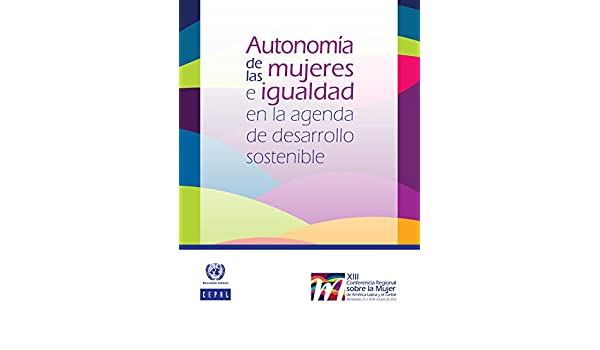 Amazon.com: Autonomía de las mujeres e igualdad en la agenda ...