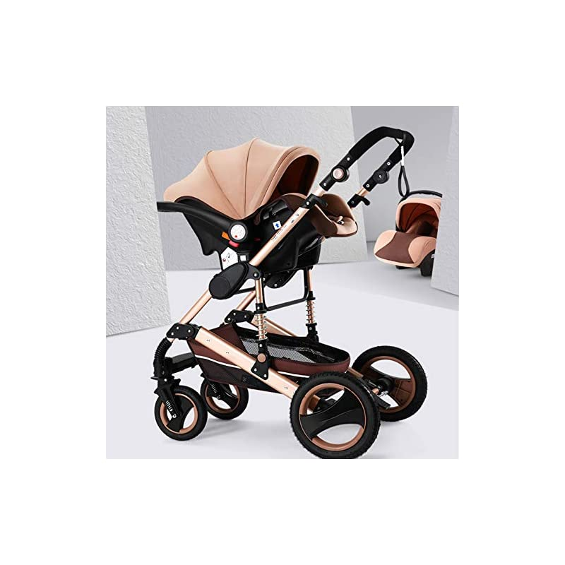 happybuy-3-in-1-foldable-luxury-baby