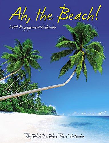 Ah, The Beach! 2019 Engagement Calendar