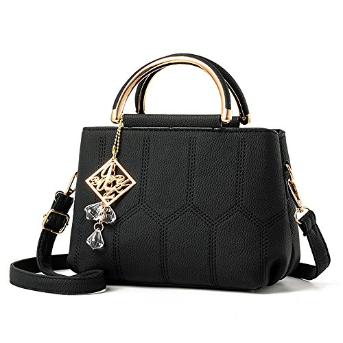 Gwqgz New Single Quality Lady Fashion Handbag One Shoulder Bag Spanning Skewing