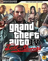Grand Theft Auto IV: The Lost and Damned Official Strategy Guide (Official Strategy Guides (Bradygames))
