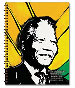 Nelson Mandela Eco-Friendly Journal