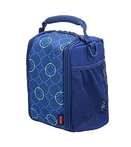 Rubbermaid  Lunch Blox small durable bag - Blue Circle