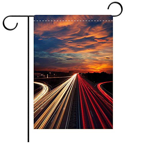 Used, BEICICI Artistically Designed Yard Flags, Double Sided for sale  Delivered anywhere in USA