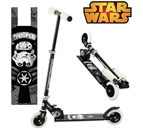 High Quality 2 Wheels Star Wars Stormtrooper Folding Inline ...
