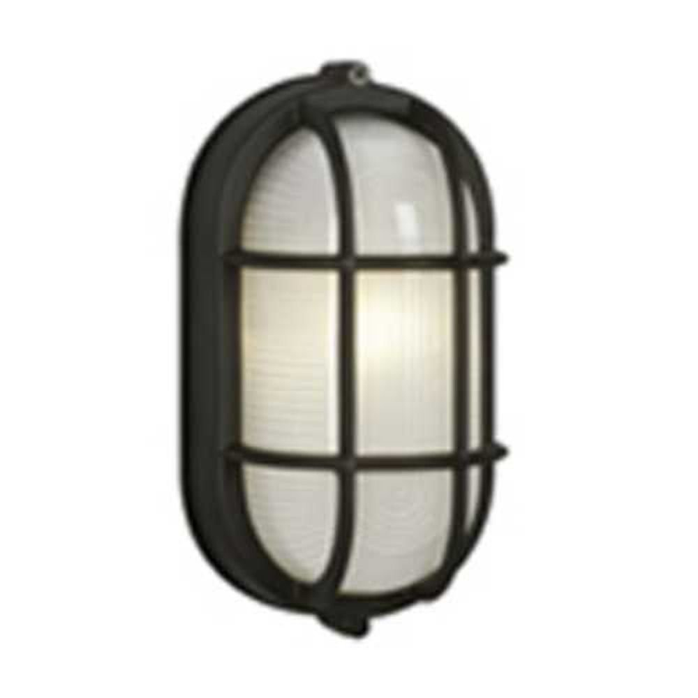 Marine Oval Bulkhead Outdoor Wall Light   Wall Porch Lights   Amazon.com