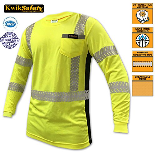 KwikSafety Visibility Moisture Reflective Construction