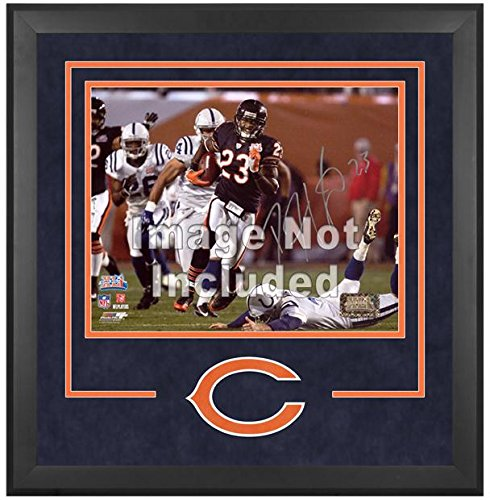 Chicago Bears Deluxe 16x20 Horizontal Photograph Frame by Mounted Memories