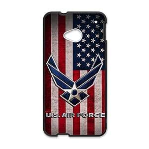 US Air Force Black HTC M7 case