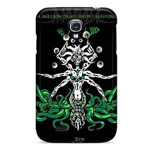 Samsung Galaxy S4 JWO18562vHVZ Unique Design Lifelike Foo Fighters Series Shock-Absorbing Hard Phone Case -DannyLCHEUNG