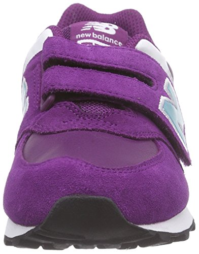 bleu Bambina Basse Blu New Kg574 Balance Blue purple pby Sneaker wqXYIt
