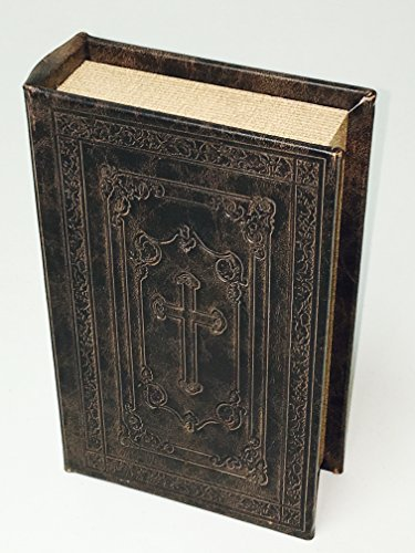 Secret Book Box - False Book - Hidden Book Box Hidden Treasures Box