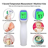 Infrared Digital Forehead Thermometer Non-Contact